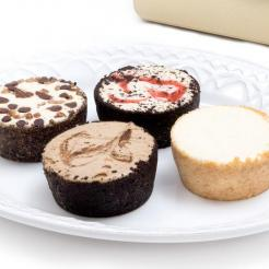 Assorted Mini Cheesecakes - 12 Pieces