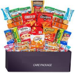 Care Package Sweet & Salty Snack Sampler
