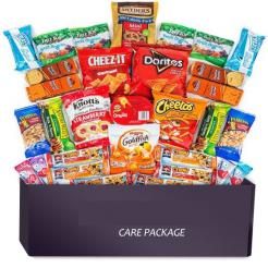 Care Package Sweet & Salty Snack Sampler