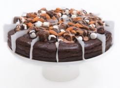 Rocky Mountain Mudslide Cake