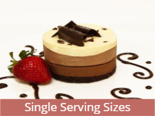 Single Serving Sizes
